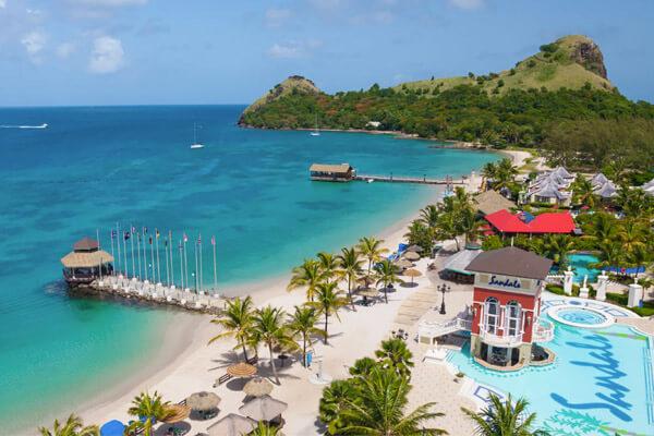 Travel Savvi - Wedding Destinations and Large Group Travel – Sandals Grande St. Lucian