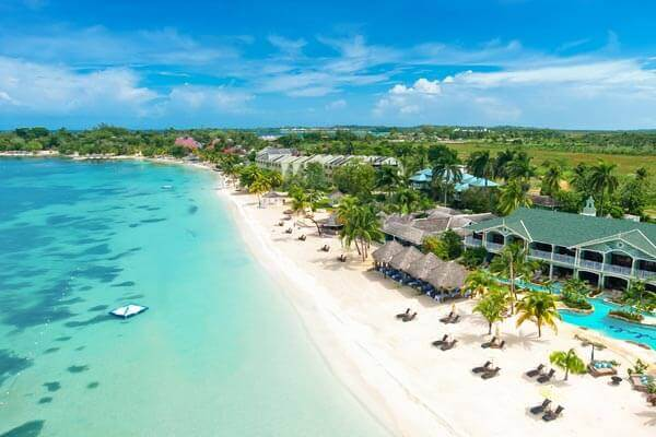 Travel Savvi - Wedding Destinations and Large Group Travel - Sandals Negril Beach Resort & Spa