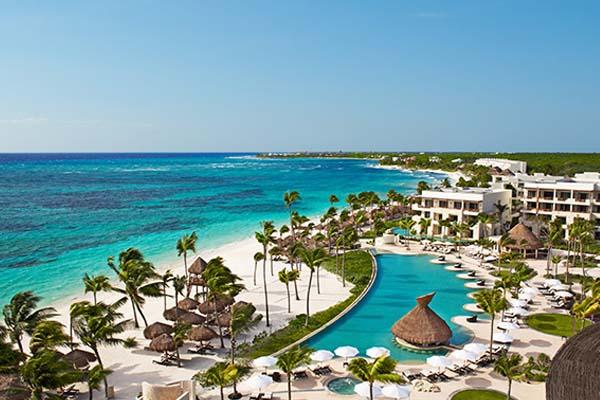 Travel Savvi - Wedding Destinations and Large Group Travel - Secrets Akumal Riviera Maya