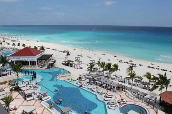 Travel Savvi - Wedding Destinations and Large Group Travel - Hyatt Zilara Cancun