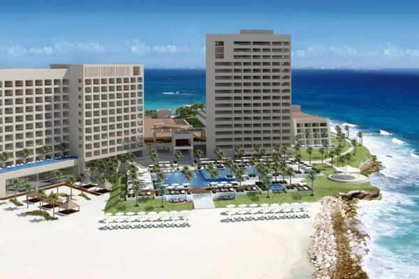 Travel Savvi - Wedding Destinations and Large Group Travel - Hyatt Ziva Cancun