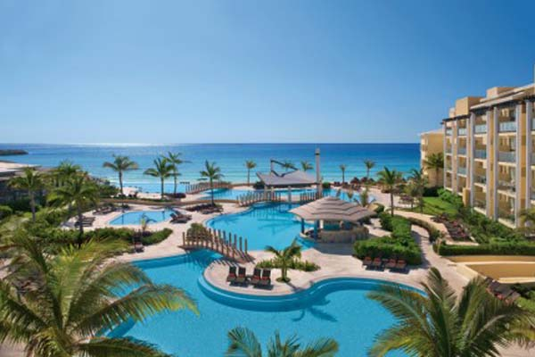 Travel Savvi - Wedding Destinations and Large Group Travel - Now Jade Riviera Cancun Resort & Spa