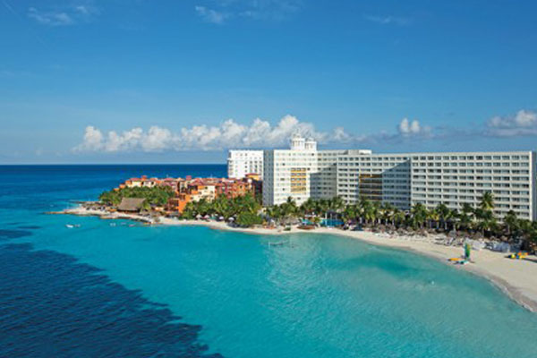 Travel Savvi - Wedding Destinations and Large Group Travel – Dreams Sands Cancun Resort & Spa