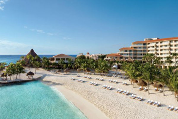 Travel Savvi - Wedding Destinations and Large Group Travel – Dreams Puerto Aventuras Resort & Spa