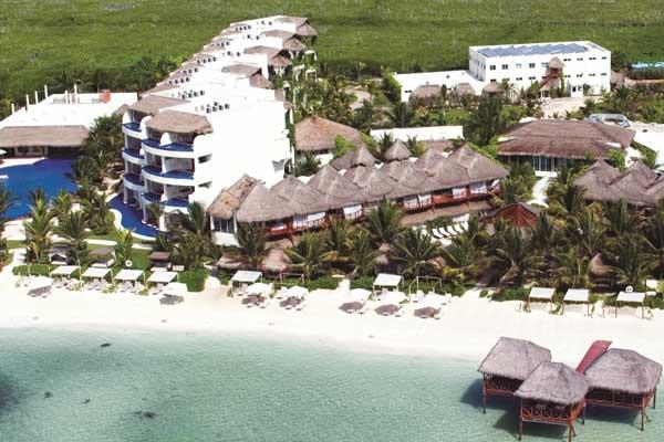 Travel Savvi - Wedding Destinations and Large Group Travel - El Dorado Maroma Resort & Spa